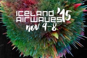 Line-up Iceland Airwaves 2015