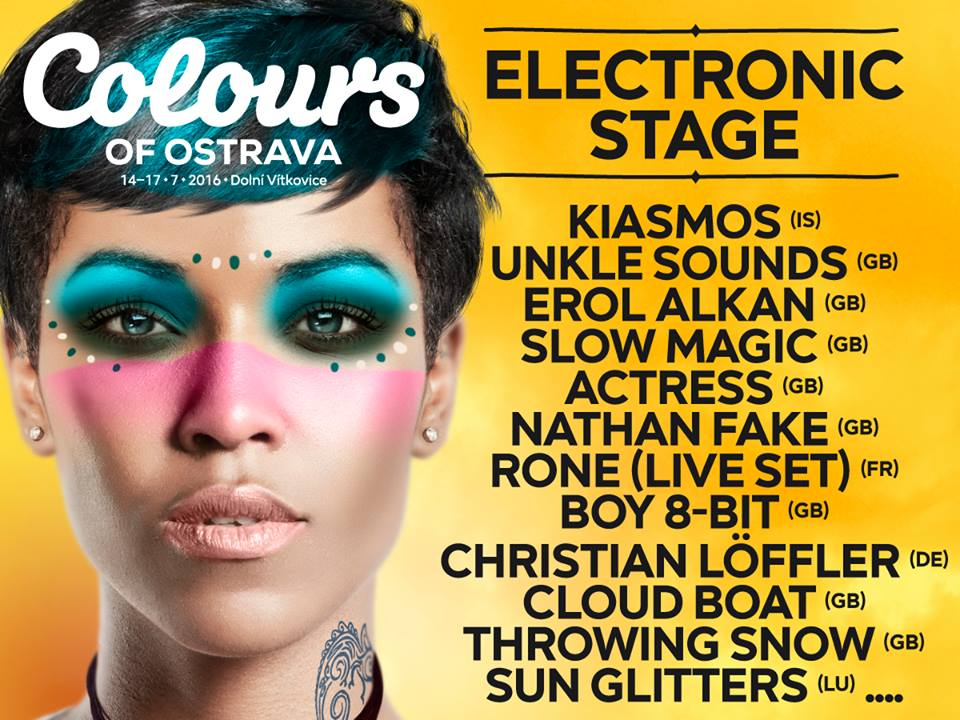 Electronic Stage 2016