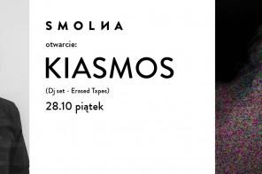 KIASMOS DJ set na otwarciu Smolnej!