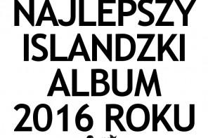 Najlepszy Islandzki Album Roku 2016