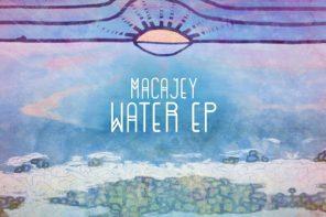 Macajey – Water EP z udziałem Katrín Helga Andrésdóttir