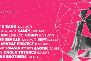 Kiasmos DJ set na Intro Festival – Racibórz