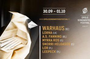 Snorri Helgason i Myrra Rós na Opole Songwriters Festiwal!