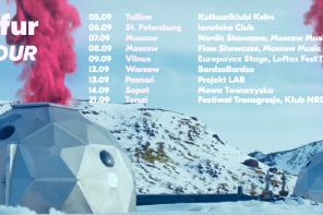 Cztery polskie koncerty na trasie Úlfur Úlfur!