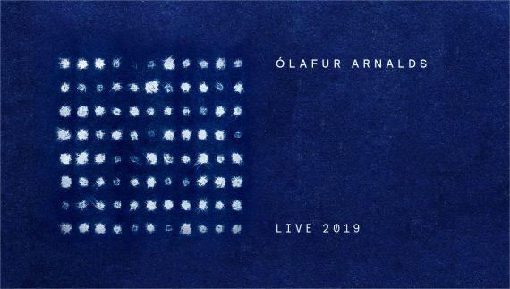 Olafur Arnalds re:member live